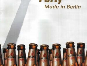 Berliner Pilsner Anzeige