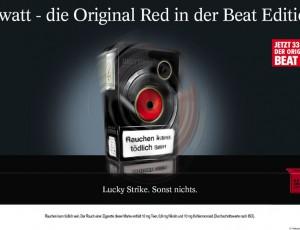 Lucky Strike CLP Beat Edition