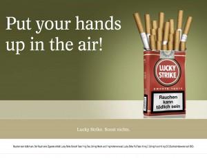 Lucky Strike CLP