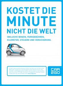 Car2Go Kampagne CLP
