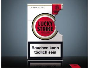 Kampagne Lucky Strike